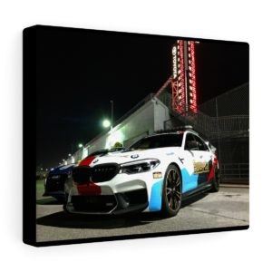 24 hours of Daytona Canvas Print