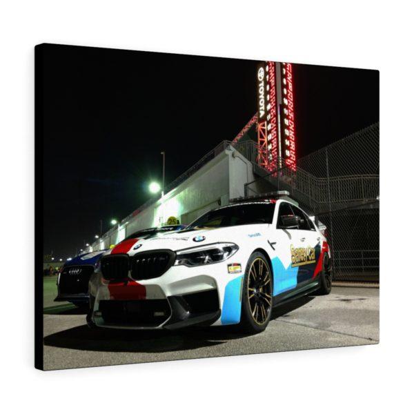 24 hours of Daytona Canvas Print