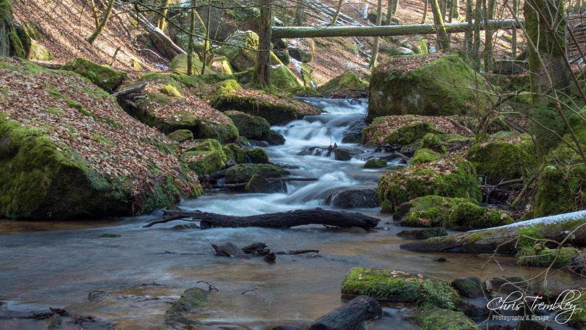 A Bubbly Brook